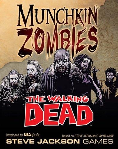 Munchkin Zombies The Walking Dead image