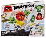 Angry Birds: Pig City Strike Playset