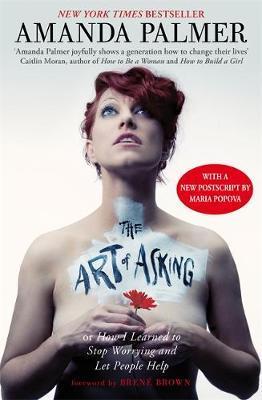 The Art of Asking by Amanda Palmer image