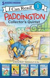 Paddington Collector's Quintet by Michael Bond