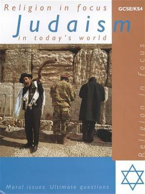 Judaism in Today's World by Vivienne Cato image
