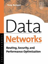 Data Networks by Tony Kenyon