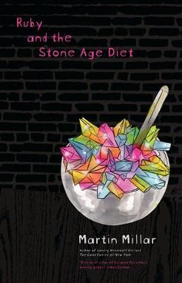 Ruby and the Stone Age Diet by Martin Millar image