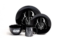 Star Wars: 4 Piece Dinner Set