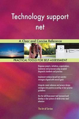 Technology Support Net a Clear and Concise Reference by Gerardus Blokdyk image