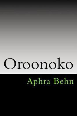 Oroonoko by Aphra Behn image