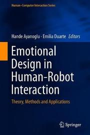 Emotional Design in Human-Robot Interaction