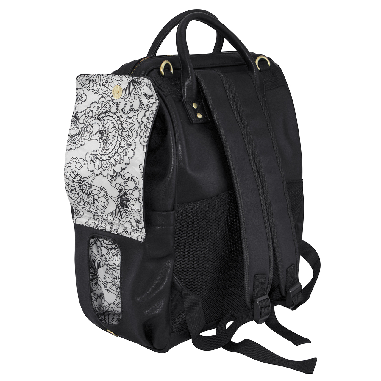 Isoki: Nappy Bag Byron XL Backpack - Toorak image