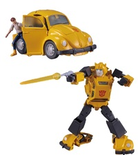 Transformers: Masterpiece - MP-45 Bumblebee (Ver 2.0)