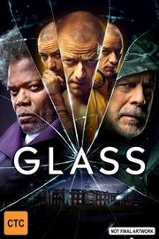 Glass on UHD Blu-ray