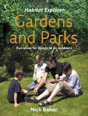 Gardens and Parks by Nick Baker image