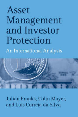 Asset Management and Investor Protection by Julian Franks image