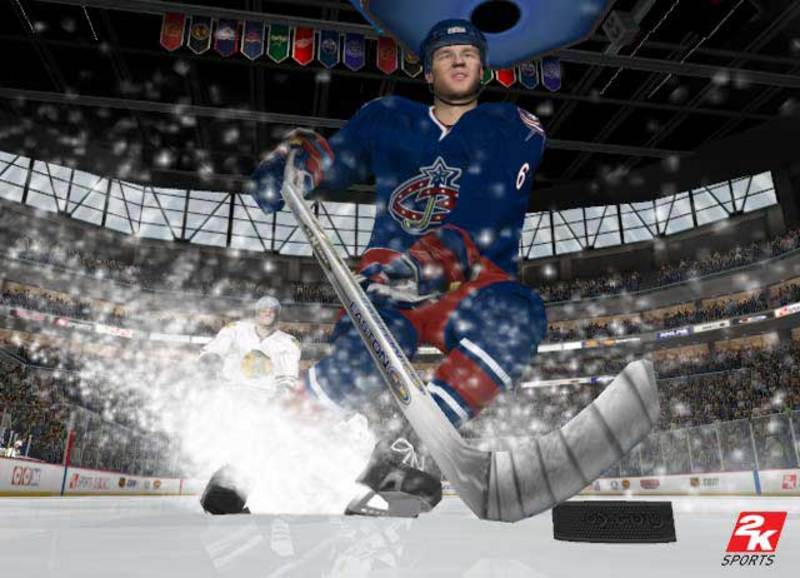 NHL 2K6 for PlayStation 2 image
