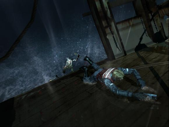 Cold Fear for PlayStation 2 image