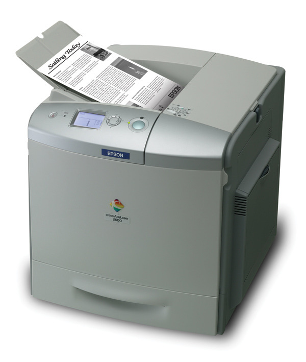 Epson Aculaser 2600N Monochrome Colour Upgradeable