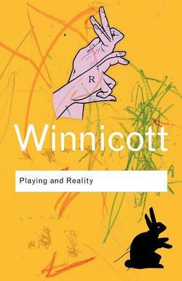 Playing and Reality by D.W. Winnicott image