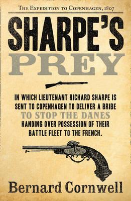 Sharpe's Prey by Bernard Cornwell image