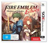 Fire Emblem Echoes: Shadows of Valentia for Nintendo 3DS