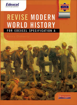 Modern World History for Edexcel: Revision Guide by Barry Doherty image