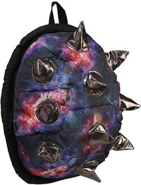 Galaxy Print Shell Back Pack