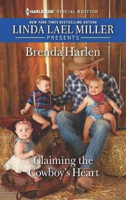Claiming the Cowboy's Heart by Brenda Harlen image