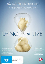 Dying To Live on DVD