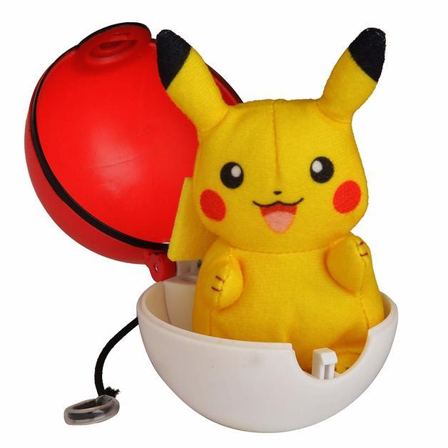Pokemon: Pop Action Poke Ball - Pikachu
