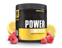 Power Switch - Powerful Pre-Workout Complex - Raspberry Lemonade (50 Serves)
