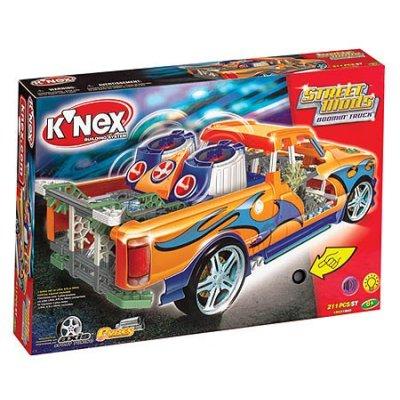 K'Nex Street Mods Boomin' Truck image