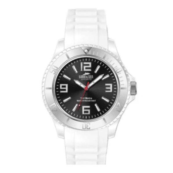 Land & Sea Sports Funky Watch - White (Small)