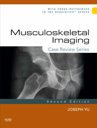 Musculoskeletal Imaging: Case Review Series by Joseph S. Yu image
