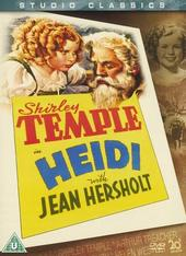 Heidi (Studio Classics) on DVD