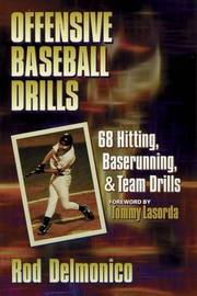 Offensive Baseball Drills by Rod Delmonico image