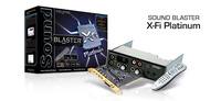 CREATIVE LABS SoundBlaster X-Fi Platinum image