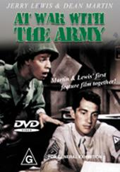 At War With The Army on DVD