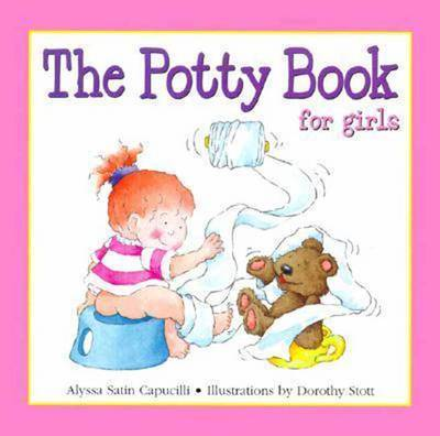 Potty Book for Girls by Alyssa Satin Capucilli