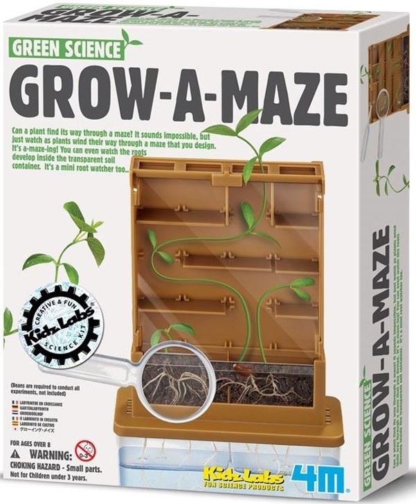 4M: Green Science - Grow A Maze image