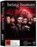 Being Human - The Complete Series Box Set DVD