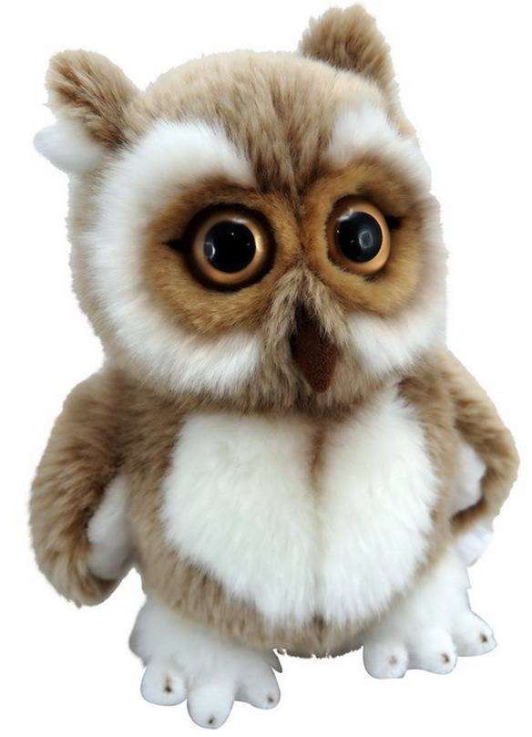 Antics Hoots Owl - Brown image