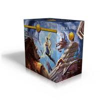The Heroes of Olympus Box Set (All 5 Books, Hardback) by Rick Riordan