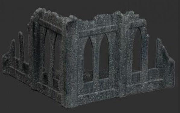 Amera: Fantasy Realms - Ruined Chapel