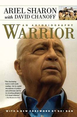 Warrior by Ariel Sharon image
