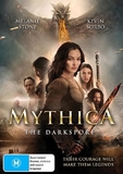 Mythica - The Darkspore on DVD