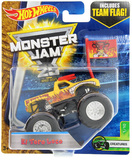 Hot Wheels Monster Jam 25: El Toro Loco (Team Flag)