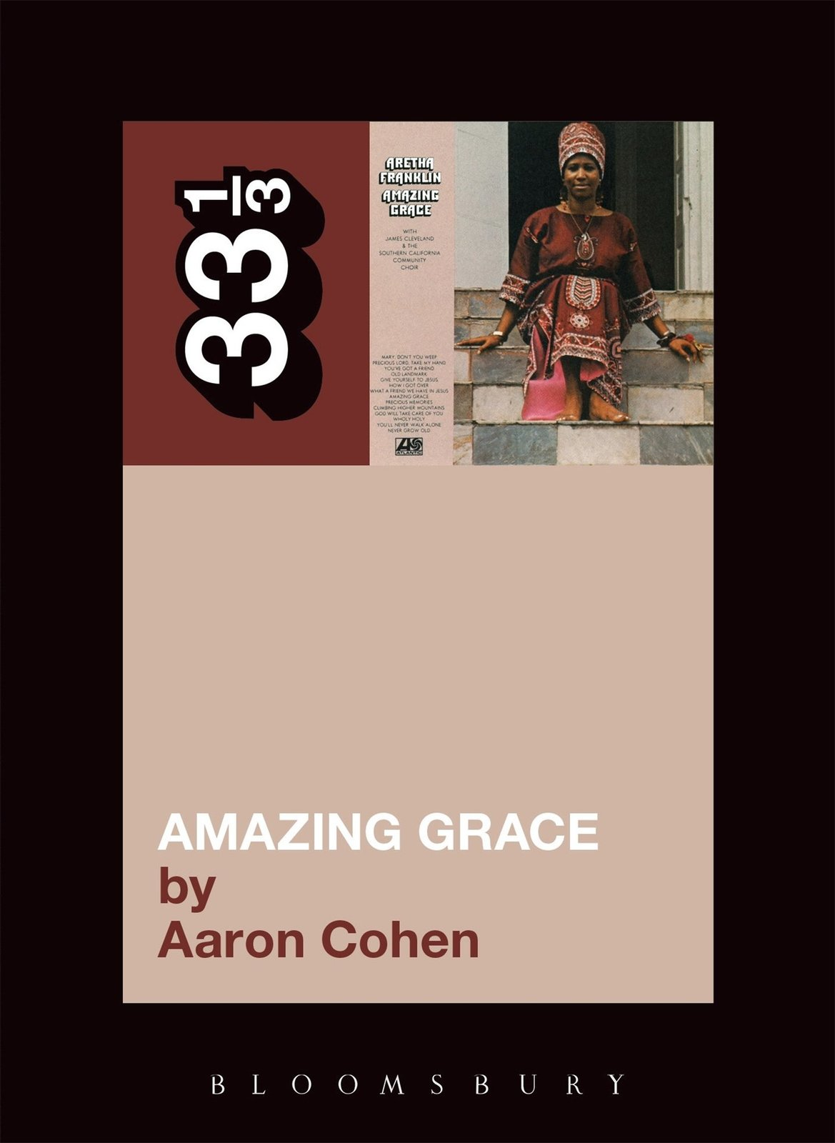 Aretha Franklin's Amazing Grace by Aaron Cohen image