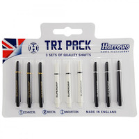 Harrows: Shafts - Tri-Pack