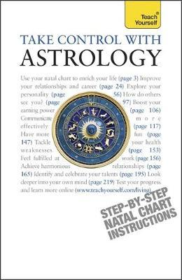 Take Control With Astrology: Teach Yourself by Lisa Tenzin Dolma image