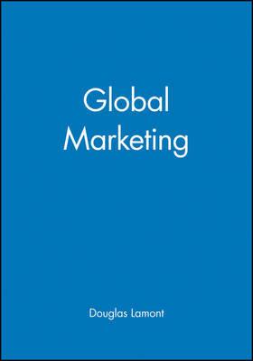 Global Marketing by Douglas Lamont