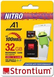 Strontium Nitro A1 Micro SD Card with Adaptor - 32GB image