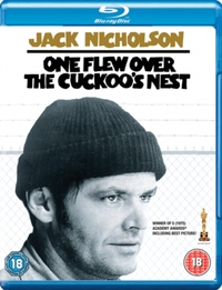 One Flew Over The Cuckoos Nest on Blu-ray